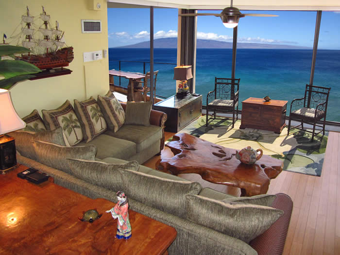 Maui Mahana Vacation Rental Is The Perfect West Maui Beach Rental At Kaanapali Maui Hawaii